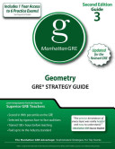 Geometry GRE Strategy Guide  2nd Edition
