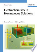 Electrochemistry in Nonaqueous Solutions
