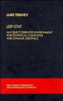 LISP-STAT Book