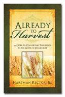 Already to Harvest