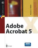 Adobe Acrobat 5