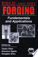 Cold And Hot Forging