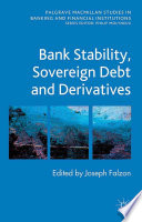 Bank Stability  Sovereign Debt and Derivatives