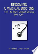 Becoming a Medical Doctor