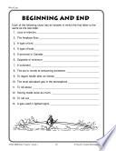 Grade 4 Word Lists Critical Thinking Activities Set 2  book