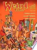 Weird Tales 333 Work By Thomas Ligotti The Town Manager