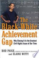 The Black White Achievement Gap