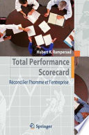 illustration du livre Total Performance Scorecard