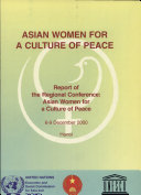 Asian Women for a Culture of Peace