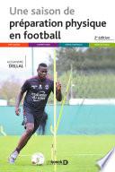 Une saison de préparation physique en football Couverture du livre