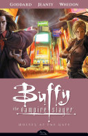 Buffy the Vampire Slayer Season 8 Volume 3: Wolves at the Gate Book Cover