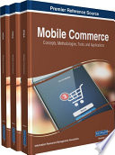Mobile Commerce  Concepts  Methodologies  Tools  and Applications