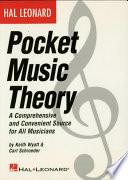 Hal Leonard Pocket Music Theory  Music Instruction