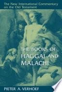 The Books Of Haggai And Malachi book