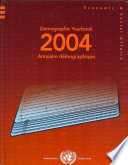 Demographic Yearbook 2004  Annuaire Demographique 2004