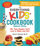 The Everything Kids' Cookbook, Updated Edition Book