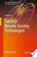 Satellite Remote Sensing Technologies