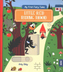 Little Red Riding Hood With The Easy To Use Pull Tab On Each Page