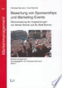 Bewertung von Sponsorships und Marketing-Events