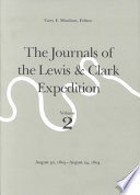 The Journals of the Lewis and Clark Expedition  March 23 June 9  1806