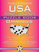 Usa Crosswords Puzzle Book