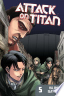 Attack on Titan Volume 5