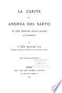 La Carit Of Andrea Del Sarto