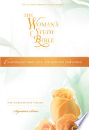 The Woman s Study Bible  NIV