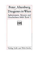 Diogenes in Wien