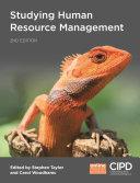 Studying Human Resource Management