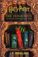 Die Hogwarts Schulb  cher Kollektion