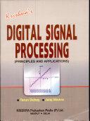 Krishna's Digital Signal Processing: (Principles and Applications)