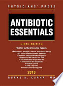 Antibiotic Essentials 2010