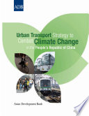 Urban Transport Strategy to Combat Climate Change in the People s Republic of China