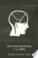 The Great harmonia v  4  1884 Book PDF