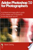 Adobe Photoshop 7.0 for Photographers