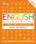 English for Everyone  Nivel 2  Inicial  Libro de Ejercicios
