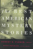 Book The Best American Mystery Stories 1997