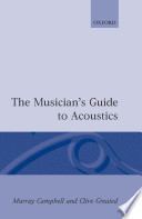 The Musician s Guide to Acoustics
