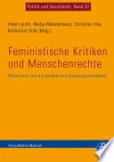 Feministische Kritiken und Menschenrechte