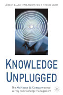 Knowledge Unplugged