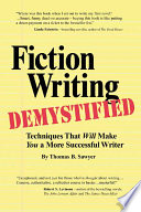 Fiction Writing Demystified