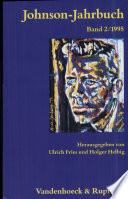 Johnson-Jahrbuch 2/1995.