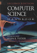 Computer Science Handbook  Second Edition