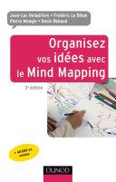 illustration Organisez vos idées avec le Mind Mapping - 3e édition