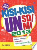 Kisi Kisi UN SD MI 2013
