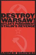 Destroy Warsaw