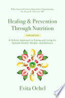 Healing   Prevention Through Nutrition