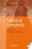 Statistical Complexity