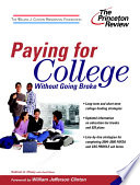 Paying for College Without Going Broke  2005 Edition